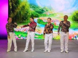 深圳全民K歌大赛暨2018长者卡拉OK大赛复赛落幕