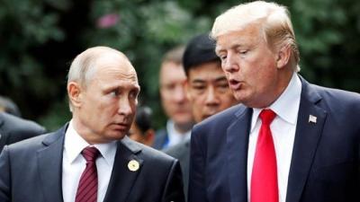 """俄罗斯回应美退出中导条约:幻想建立""""单极世界"""""""