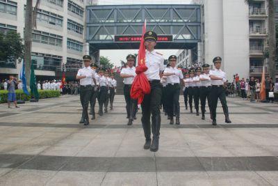 国旗在我心中!广东举行首届国旗文化交流展示活动