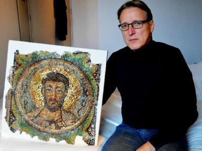 文物侦探遍寻欧洲3年 终在摩洛哥找到千年以前的拜占庭文物