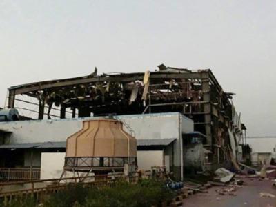 广西玉林化工厂爆炸已致4死7伤 相关责任人被控制