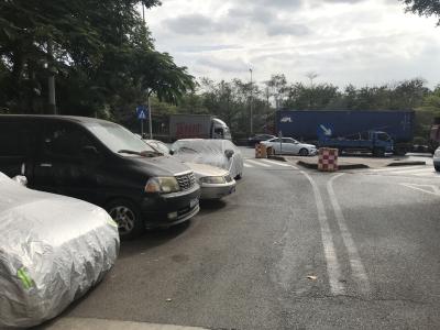 安全意识淡薄!深圳部分小区、城中村消防车通道存在被占现象