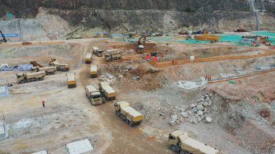 """深圳地铁12号线转向工程建设""""快车道"""",全线预计将于2022年建成开通"""