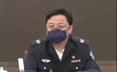 公安部党委委员、副部长孙力军接受审查调查