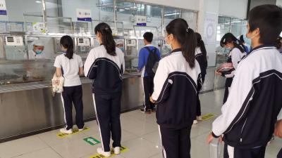 返校了,学生午餐午休要怎么做?深圳市教育局发布指引!