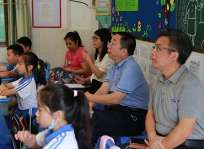 爱联小学:综合视导助力教学质量提升