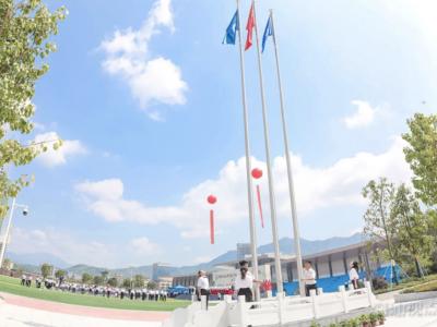 开学啦!深汕合作区首个深圳标准九年一贯制学校正式开学