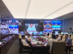 市安委办组织召开全市安全生产专项整治三年行动工作专班9月月度会议