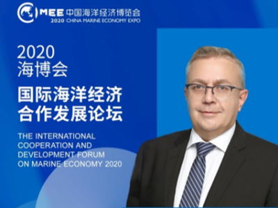 海博会 | ABB集团 Adnanes:深圳正成为全球最重要海运枢纽之一