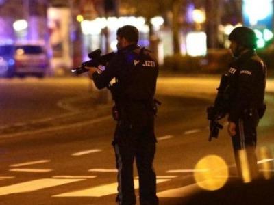 维也纳恐袭案已致5人死亡 有2人因与案件有关被捕