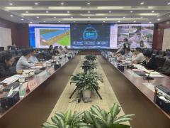 宁波市水利局副局长陆东晓一行到市水务局调研交流智慧水务建设工作