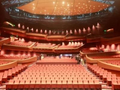 苏州湾大剧院正式开幕启用,打造长三角区域文化艺术新地标