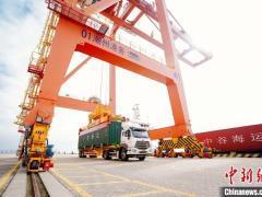 厦门—潮州开通首条集装箱班轮航线