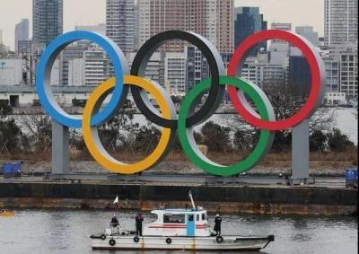 因新冠疫情严重,东京宣布暂停奥运圣火巡展活动