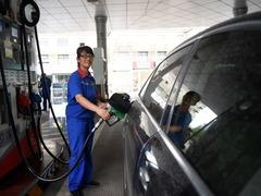 新华财经 截至1月22日当周中国汽、柴油批发价格指数环比上涨