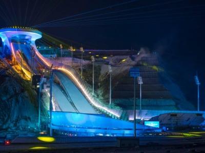浓郁中国风,十足科技范,北京冬奥场馆建设突出绿色智慧