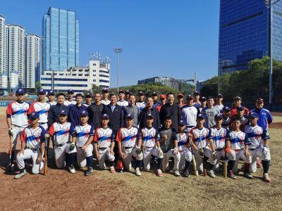 寒假不停训!深圳市棒球队队员坚持冬训剑指广东省运会
