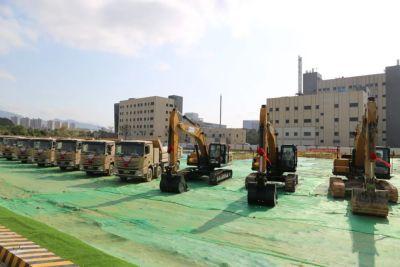 总投资超100亿元!坪山区2021年首批新开工项目集中启动