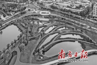宝安区近30%面积建成海绵城市