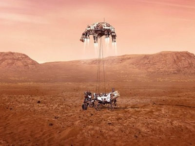 恐怖的7分钟里毅力号如何着陆火星?火星软着陆方式有哪些?