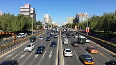 除夕全国道路交通平稳有序,各地道路交通流量保持低位运行