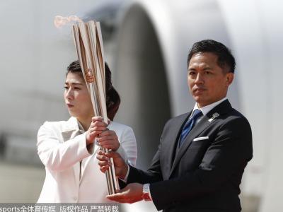 继续没观众,东京奥运火炬接力出发仪式考虑闭门举行