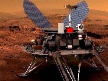 天问一号计划于5月至6月择机实施火星着陆
