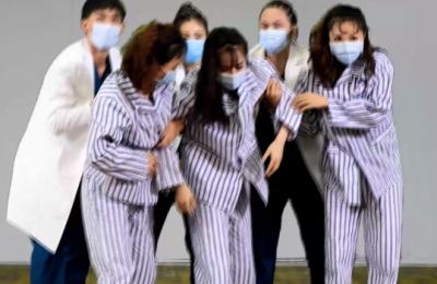 备受关注!深圳市罗湖舞蹈学会原创抗疫题材舞蹈展现守护生命的大爱