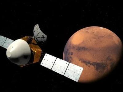 """三国探""""火""""进冲刺阶段:天问一号如何去火星"""