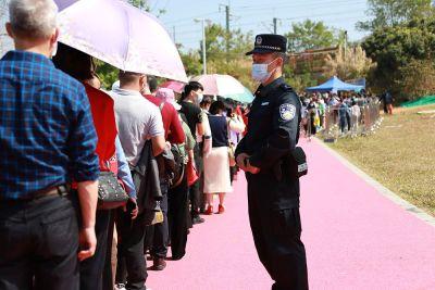 光明公安春节在岗,守护平安年!