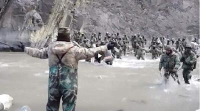 这段视频,还原了喀喇昆仑那场英勇战斗