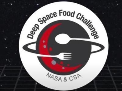"""NASA发起""""外太空食品挑战赛"""" 优胜者可得50万美元"""
