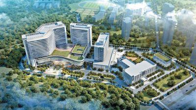 总投资125.4亿元 光明今年首批12个新开工项目集中启动