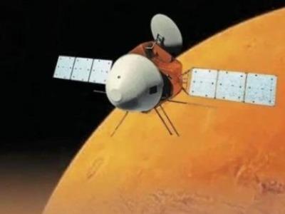 """成功刹车!一图回顾""""天问一号""""奔赴火星的200多天"""
