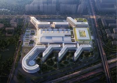 港大深圳医院二期建设全速推进,直升机停机坪年内启用