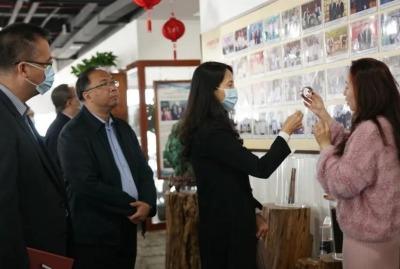 助力企业复工复产 深圳市税务局走访调研正威国际集团
