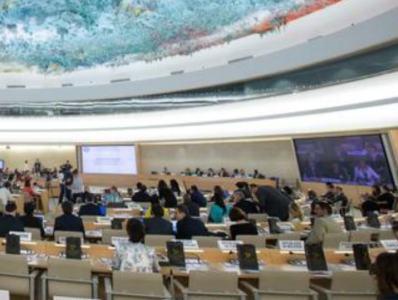 白俄罗斯代表70国在联合国发言:香港事务是中国内政 外界不应干涉