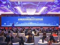 中国构建全球能源互联网促绿色低碳发展