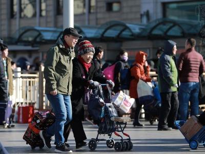 交通运输部:2月全国城市轨道交通客运量13.4亿人次