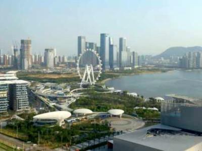 前沿调研 | 是公园,更是城市地标!深圳公园提升城市形象增强城市竞争力