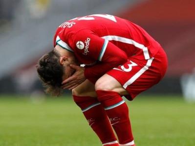 央媒聚焦利物浦至暗时刻:卫冕成泡影,争取欧冠门票岌岌可危