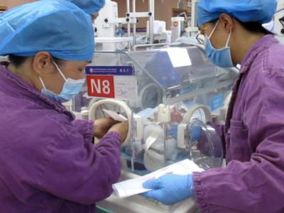 保温箱内对新生儿采样,深圳市司法局半天搞定亲子鉴定解难题