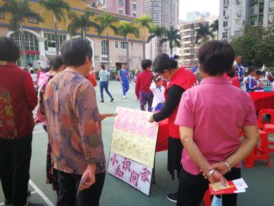 福民社区开展食品药品安全宣传活动