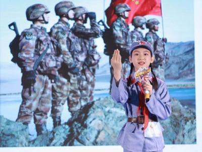 南粤红领巾小主播 用童声传递红色力量