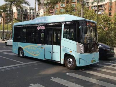 接驳巴士开行首周运了5.2万人次!如何优化请您提意见