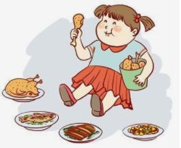 """孩子""""过年胖三斤"""",怎么办?"""