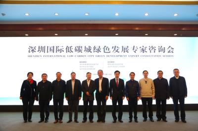 问计顶级专家打造碳中和先行示范片区  龙岗区在京召开专家咨询会,邀请专家为深圳国际低碳城发展建言献策