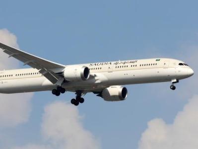 核酸检测阳性旅客5例,民航局对沙特航空一航班实施熔断措施