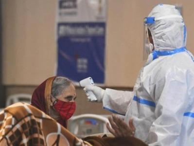 """日增病例20万,世卫称印度现""""双重突变""""新冠病毒令人担忧"""