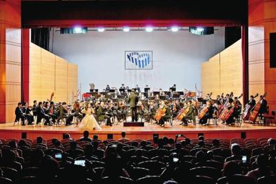 2021宝安音乐季开幕音乐会在西乡奏响